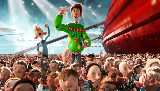 Arthur Christmas (2011) Best Animated Christmas Movies To Download Or Watch Online