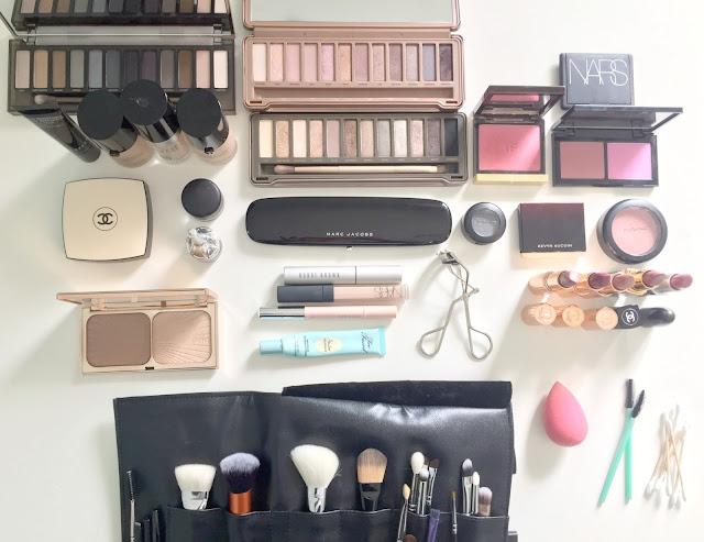 Ελληνίδα makeup artist