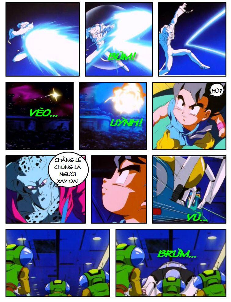 Dragon Ball GT chap 9 - Trang 21