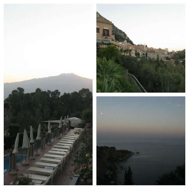 foto hotel san domenico taormina panorama e piscina