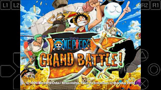 From TV Animation: One Piece Grand Battle!