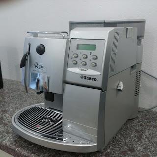 Máy pha cà phê Saeco Royal Cappuccino cũ