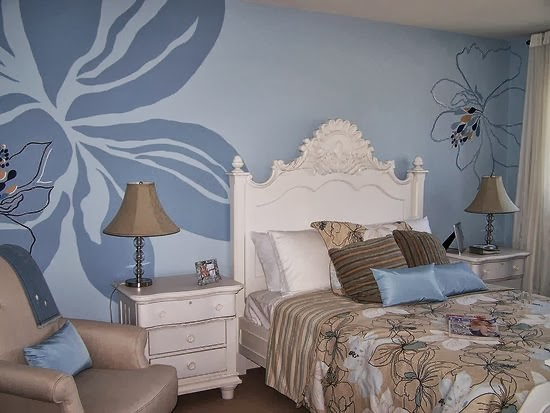 Painting Accent Walls In Bedroom Ideas