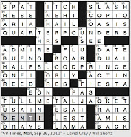 Rex Parker Does the NYT Crossword PUzzle