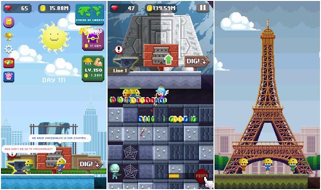 Under Heroes Screenshots