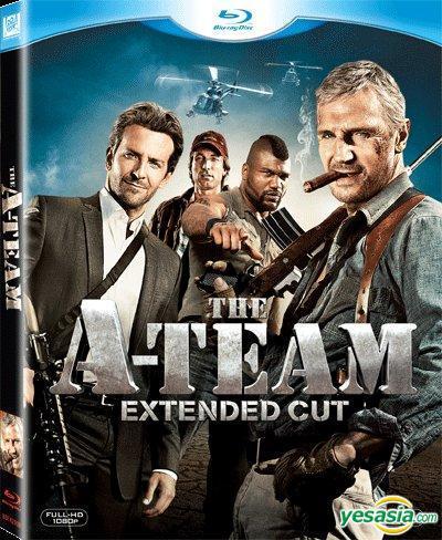 The A Team (2010) Dual Audio Hindi ORG BluRay 480p 300MB ESubs