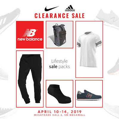 Nike, Adidas, Vans, New Balance Clearance Sale