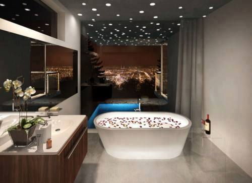 Stylish Japanese Bathroom Design Ideas 2016
