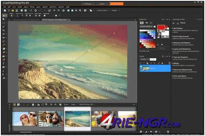 Corel PaintShop Pro X9 Ultimate 19.2.0.7 Full Version