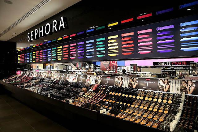 Onde comprar maquiagens em Boston
