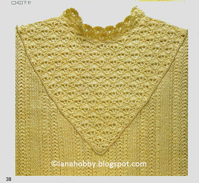 Knitting stitch patterns, knitting crochet combinations
