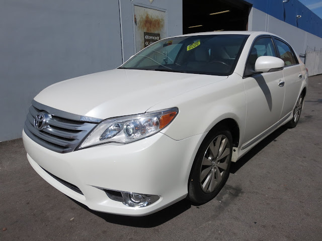 2012 Toyota Avalon after collision repairs at Almost Everything Auto Body