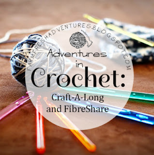 Adventures In Crochet: Craft A Long and FibreShare
