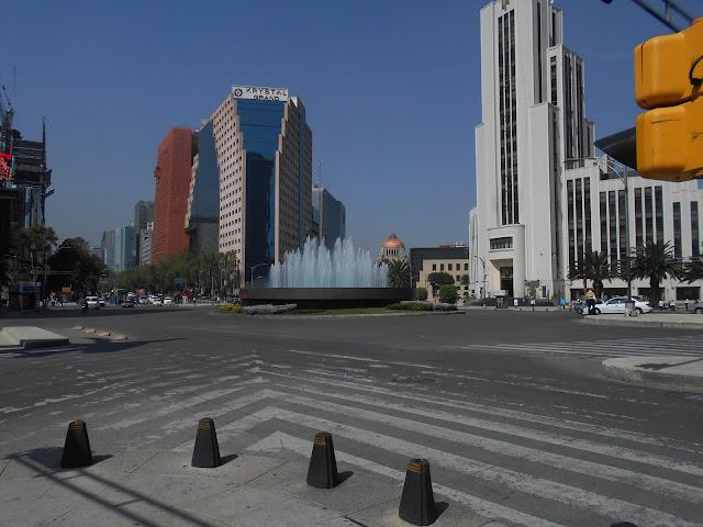 Mexico City skyscrapers
