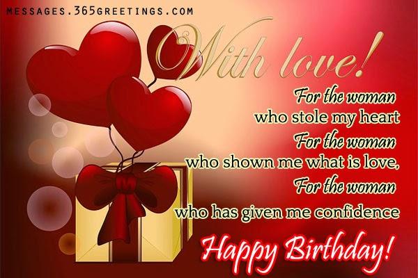 Imagenes De Birthday Wish Card For Girlfriend