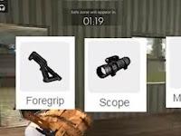 Fungsi Attachment Senjata Free Fire