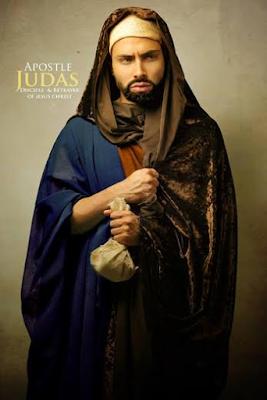 Judas Iscariot Black Biblical characters