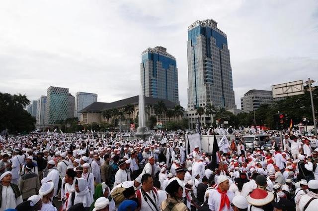 Reuni 212, Gus Nur: Lupakan Bendera atau Organisasi, Datanglah Atas Nama Umat Islam