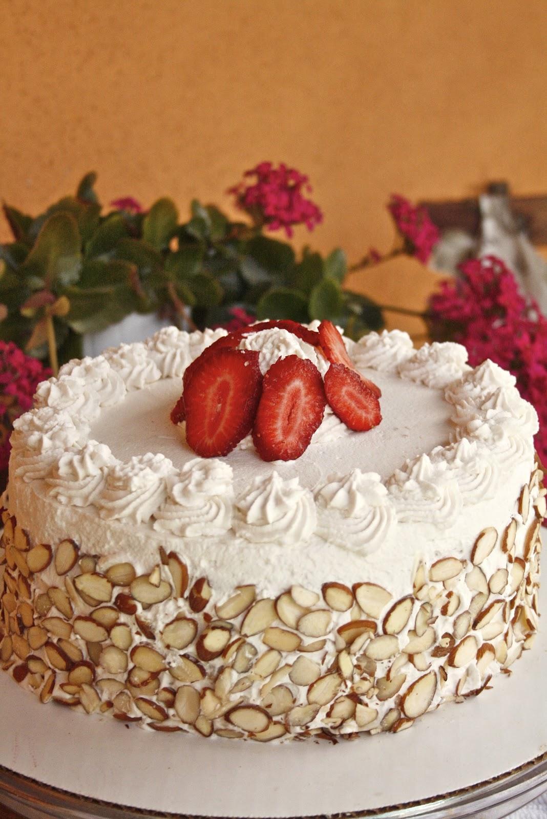 Italian Birthday Cakes With Rum