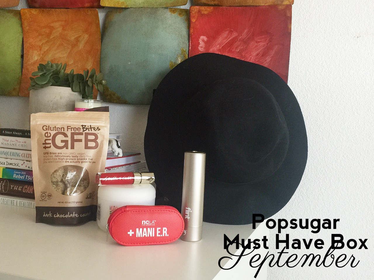 Popsugar Must-Have September Box
