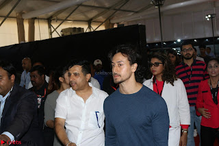 Tiger Shroff Launches Mumbai International Motor Show 2017 008.JPG