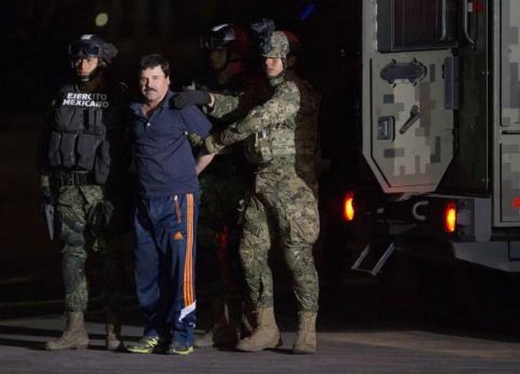 """La última petición de """"El Chapo"""" a unas semanas de su juicio."""