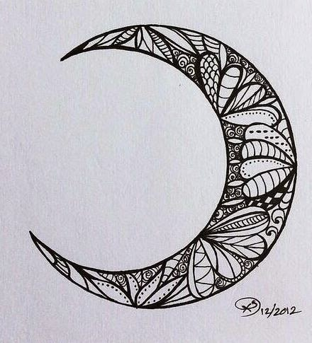 Tatuaje de luna con significado