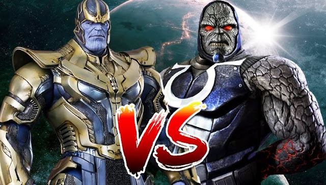 Thanos vs Darkseid, duel Supervillain Terhebat Sejagat