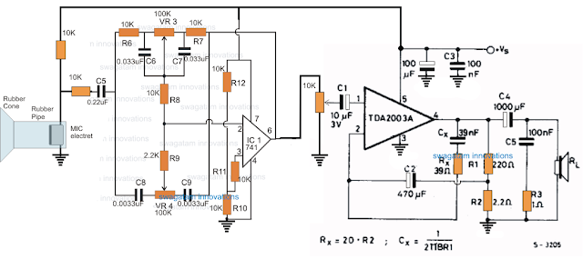Stethescope Amplifier