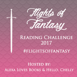 Flights of Fantasy Reading Challenge