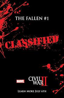 Civil War II: The Fallen #1