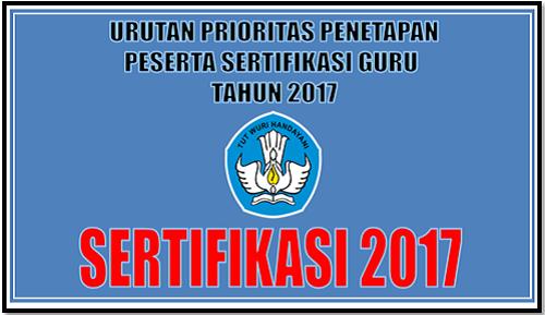 Hasil gambar untuk syarat sertifikasi guru 2017