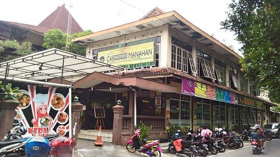 Cafedangan Manahan Solo
