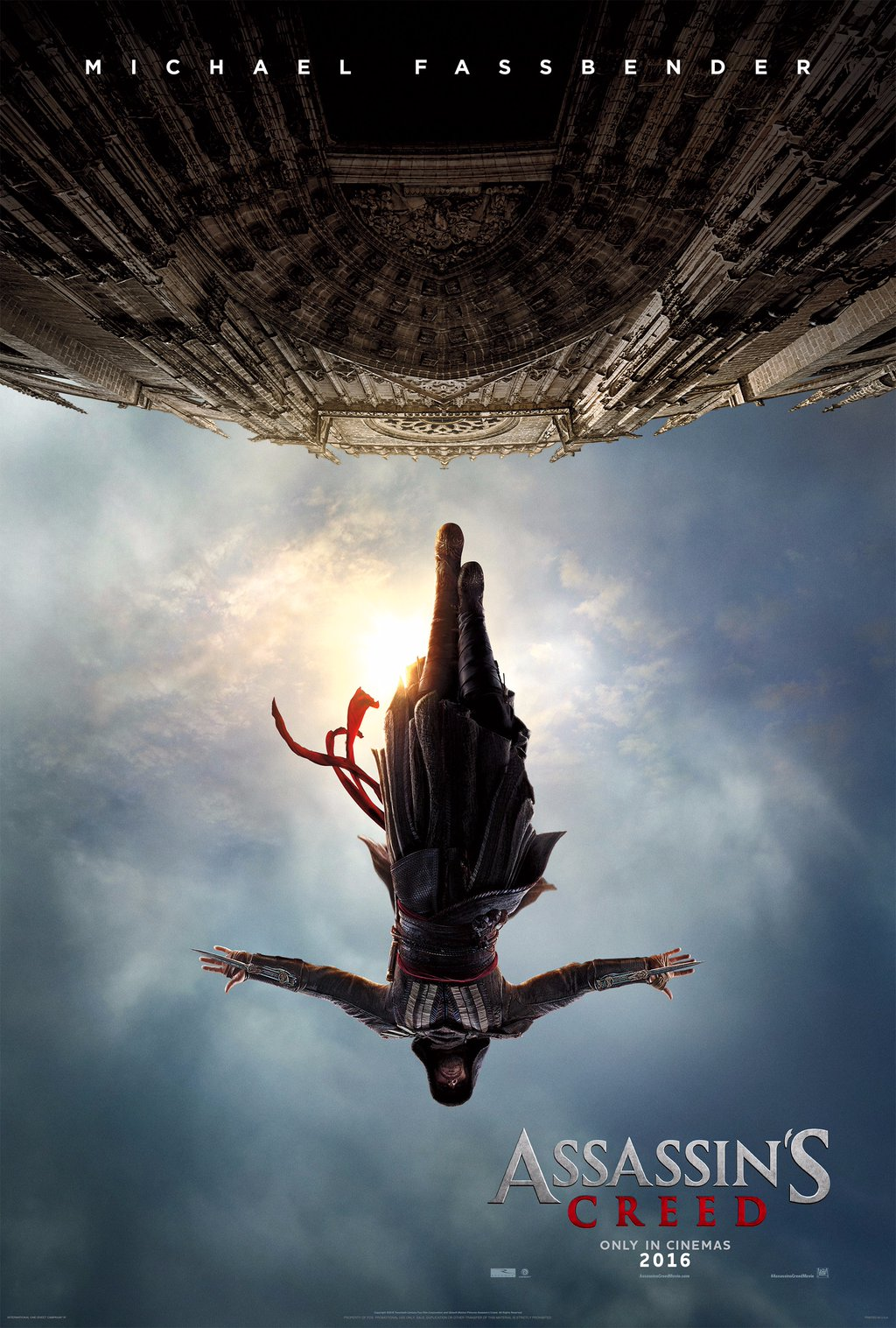 assassins creed, movie, trailer, filme, anarkan, wanderlust,