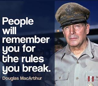 Douglas MacArthur Quote