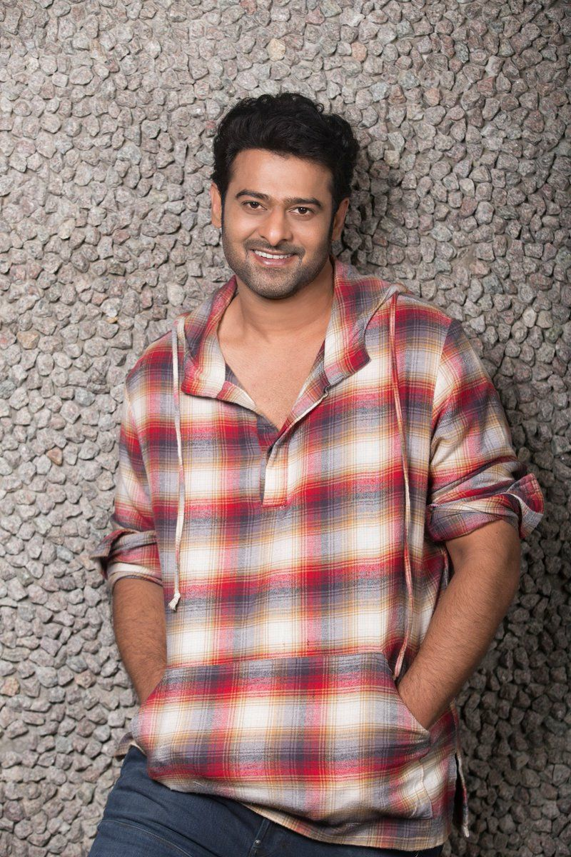 Prabhas All Geared Up To Woo His Fans Again With His New