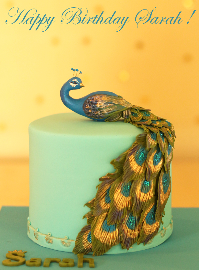 Happy Birthday To My Dearest Little Girl Who Is Turning 8 Today We Love Teal Turquoise And All Shades Of Blue This Year Peacock The Favorite Bird