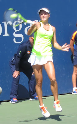 Kerber dominates Bellis, 17, in U.S. Open