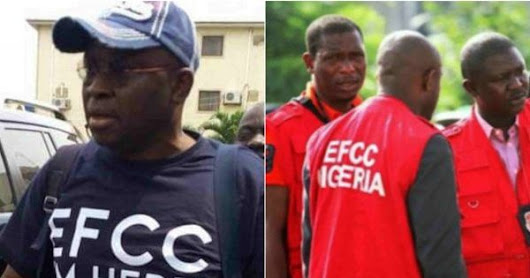 Fayose Meet His Bail Conditions, Regains His Freedom From EFCC Custody