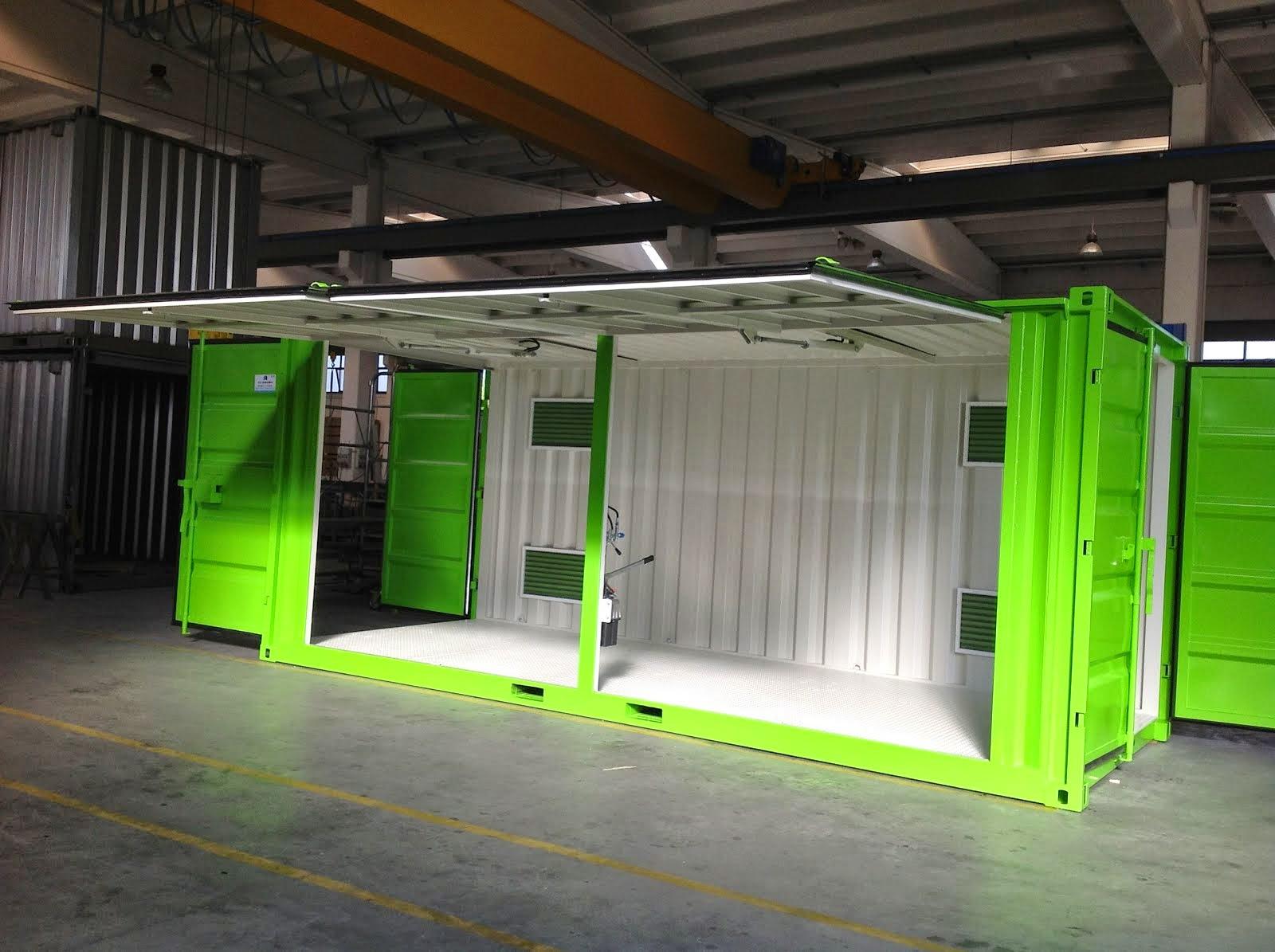 Eco Sostenibilità Edil Euganea Container Per Il Settore Delle