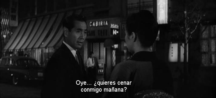 Cuando una mujer sube la escalera (1960)