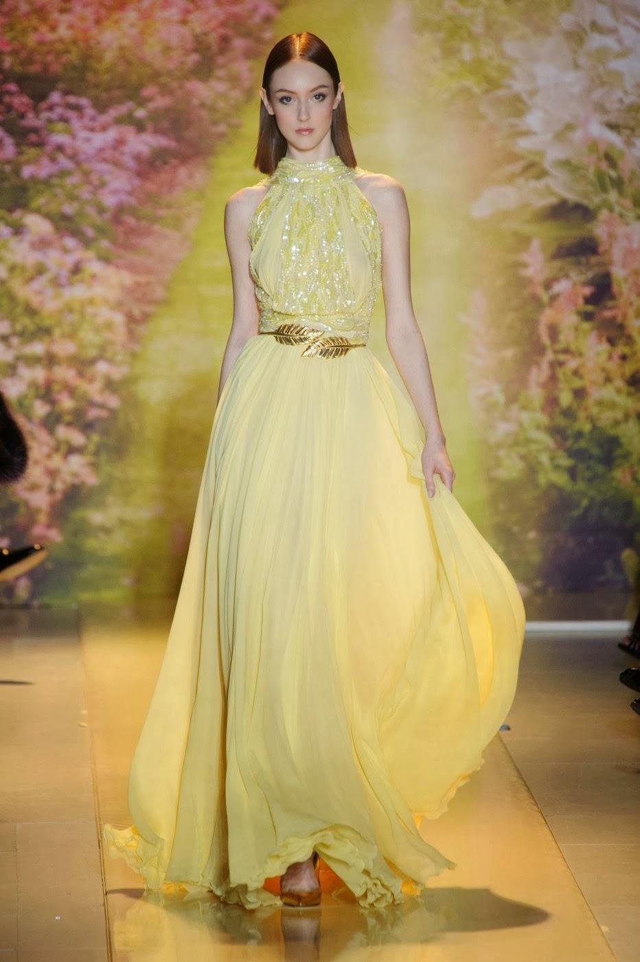 It S Girly Blog Fashion Zuhair Murad Haute Couture