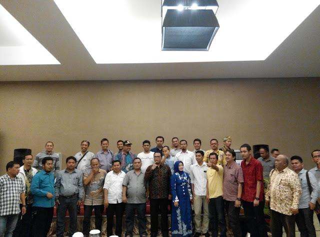 KAHMI Jawa Barat Deklarasi Dukung Fadly Nurzal Presidium MN KAHMI