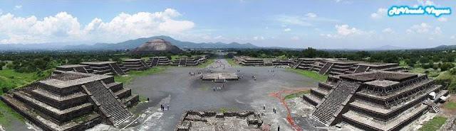 Sítio arqueológico de Teotihuacán