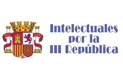 Logo Intelectuales por la IIIª República