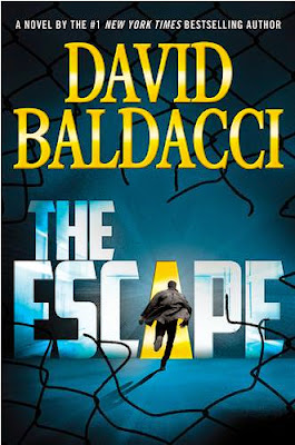 The Escape by David Baldacci – book cover