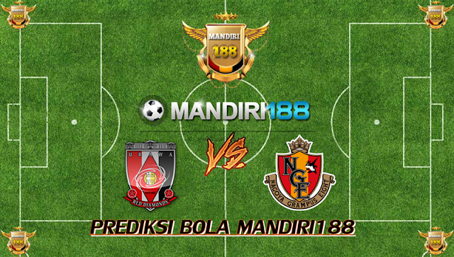 AGEN BOLA - Prediksi Urawa Red Diamonds vs Nagoya Grampus 9 Mei 2018