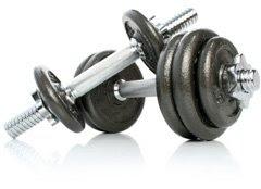 nâng tạ giúp bạn giảm cân hiệu quả