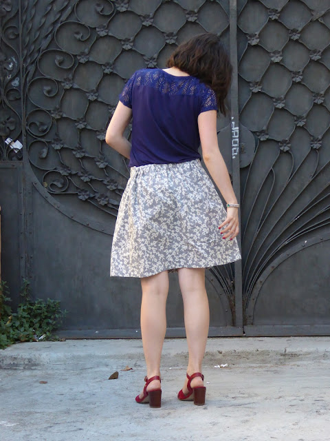 everyday skirt liesl and co modistilla de pacotilla diy falda costura facil