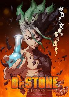 تقرير أنمي الدكتور ستون Dr. Stone